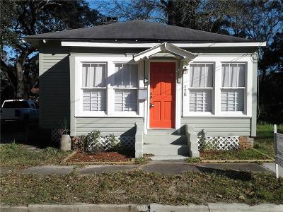 Mobile Single Family Home For Sale: 128 Julia Street