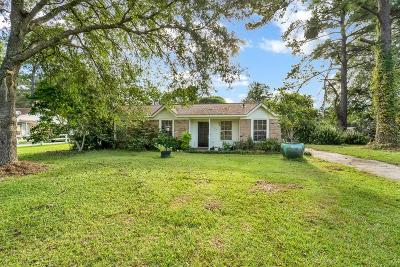 Semmes Single Family Home For Sale: 1824 Corral Drive