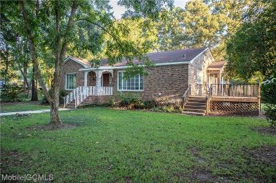 Chickasaw Single Family Home For Sale: 206 Alpine Street