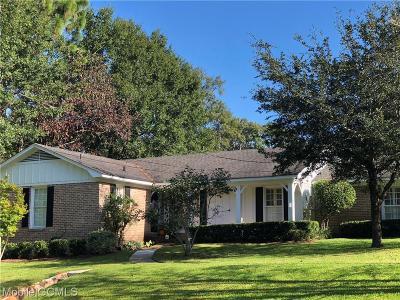 Mobile Single Family Home For Sale: 4124 Ursuline Drive
