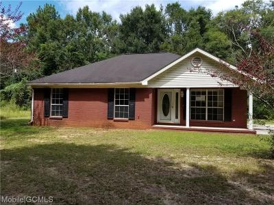 Single Family Home For Sale: 8640 Whittington Drive