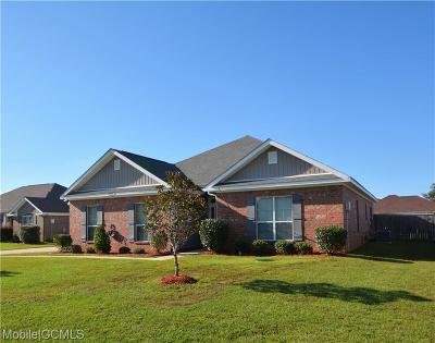 Semmes Single Family Home For Sale: 8580 Sable Court