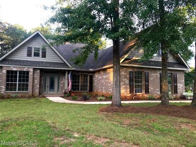 Semmes Single Family Home For Sale: 8412 Whitestone Place