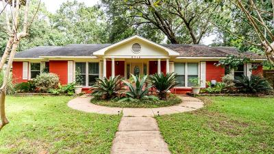 Mobile Single Family Home For Sale: 5716 Cottage Hill Road