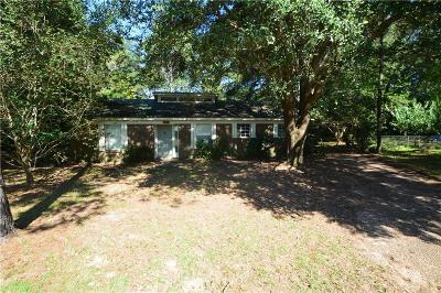 Semmes Single Family Home For Sale: 9080 Rawhide Court