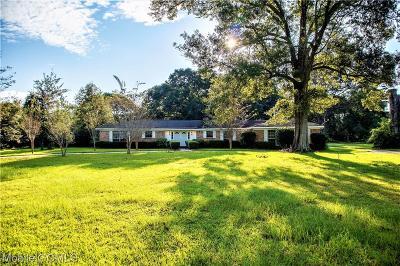 Chunchula Single Family Home For Sale: 13870 Celeste Road