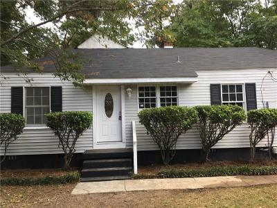 Mobile Single Family Home For Sale: 105 Tally Court W