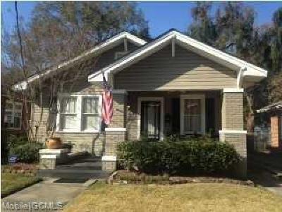 Mobile Single Family Home For Sale: 176 Hannon Avenue