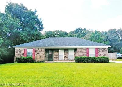 Single Family Home For Sale: 8681 Dutchman Woods Drive