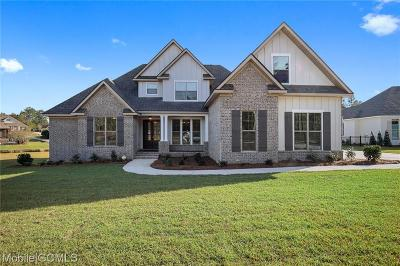 Mobile County Single Family Home For Sale: 7219 Wynngate Way