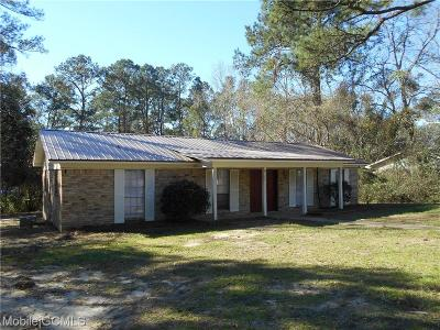 Baldwin County Single Family Home For Sale: 106 Lynn Street