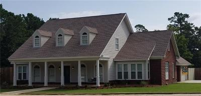 Mobile Single Family Home For Sale: 2450 River Forest Drive