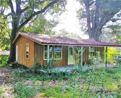 Semmes Single Family Home For Sale: 7725 St Augustine Drive