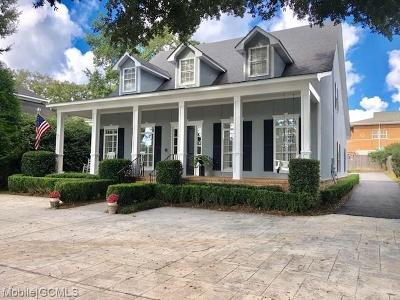 Mobile County Single Family Home For Sale: 305 Dogwood Lane