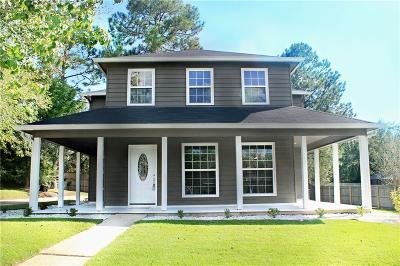 Single Family Home For Sale: 7255 Pine Station Road S