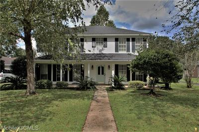 Single Family Home For Sale: 7412 Johnson Court