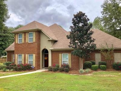 Single Family Home For Sale: 1350 Cameron Drive