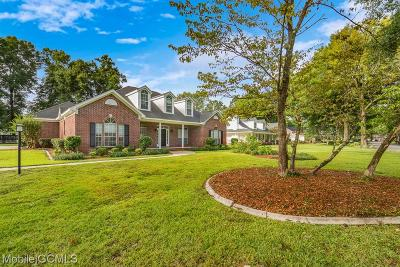 Satsuma Single Family Home For Sale: 662 Laurelwood Drive E