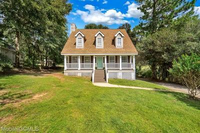 Baldwin County Single Family Home For Sale: 147 Hope Drive