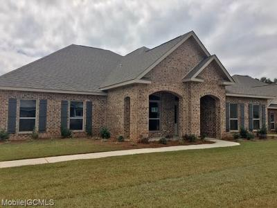 Mobile County Single Family Home For Sale: 8993 Crain Avenue