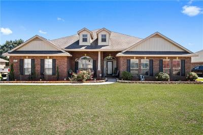 Semmes Single Family Home For Sale: 9763 Brooklyns Way S