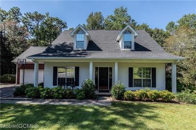 Single Family Home For Sale: 8275 Winchester Woods Court