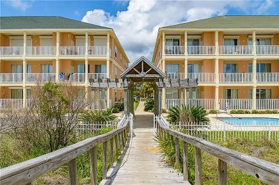 Mobile County Condo/Townhouse For Sale: 1705 Bienville Boulevard #301