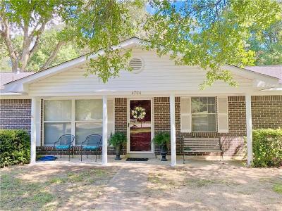 Mobile Single Family Home For Sale: 4704 Rawleigh Drive