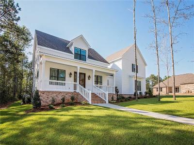 Single Family Home For Sale: 7227 Wynngate Court