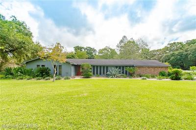 Semmes Single Family Home For Sale: 3350 Roberts Lane
