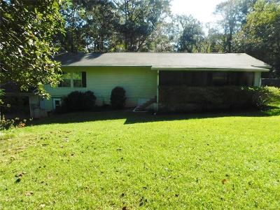 Mobile Single Family Home For Sale: 5375 Quimby Drive