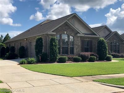 Mobile County Single Family Home For Sale: 2245 Turtle Creek Lane E