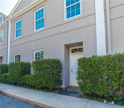 Mobile County Condo/Townhouse For Sale: 115 Place Levert #115