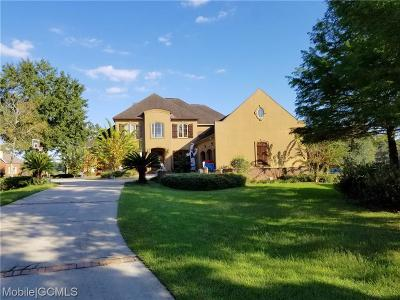 Mobile County Single Family Home For Sale: 5720 Riverview Plantation Drive