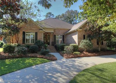 Baldwin County Single Family Home For Sale: 4 Longleaf Circle