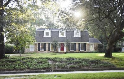 Mobile County Single Family Home For Sale: 605 Shenandoah Road W