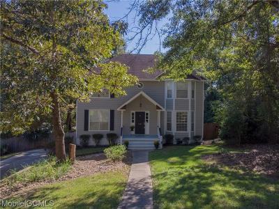 Single Family Home For Sale: 7131 Smithfield Road E