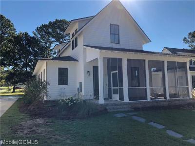 Baldwin County Single Family Home For Sale: 716 Boundary Drive