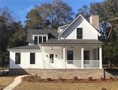 Baldwin County Single Family Home For Sale: 743 Boundary Drive