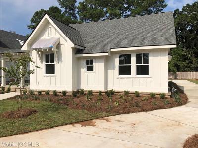 Baldwin County Single Family Home For Sale: 715 Boundary Drive