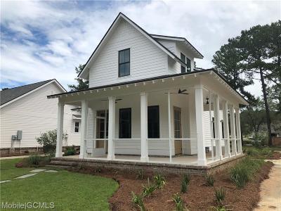 Baldwin County Single Family Home For Sale: 711 Boundary Drive
