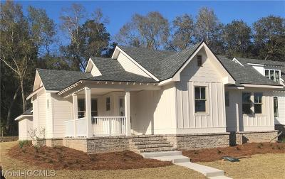 Baldwin County Single Family Home For Sale: 739 Boundary Drive