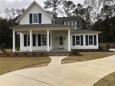 Baldwin County Single Family Home For Sale: 719 Boundary Drive