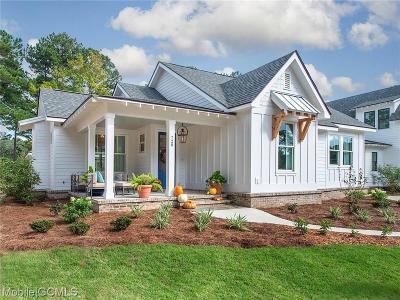 Baldwin County Single Family Home For Sale: 720 Boundary Drive