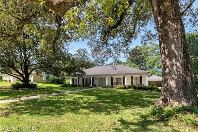 Mobile County Single Family Home For Sale: 4466 Emperor Drive