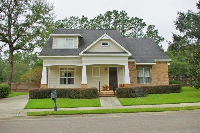 Saraland Single Family Home For Sale: 1603 Fort Conde Court