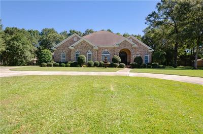 Single Family Home For Sale: 3281 Benyard Drive