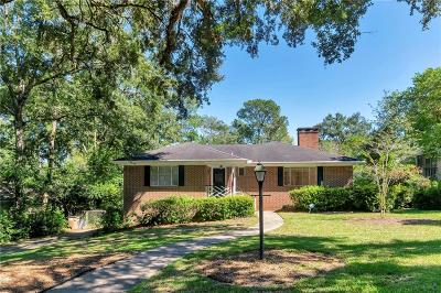 Mobile County Single Family Home For Sale: 338 Dalewood Drive