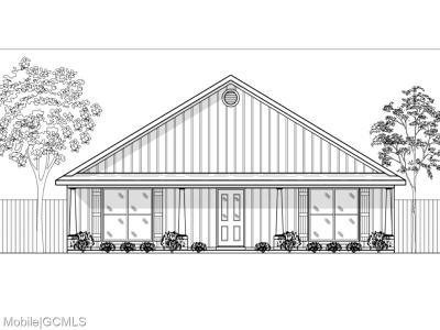 Theodore Single Family Home For Sale: 9118 Dawes Oak Drive