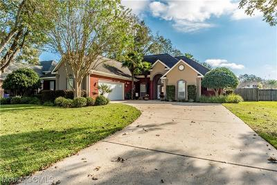 Baldwin County Single Family Home For Sale: 8990 Parliament Circle